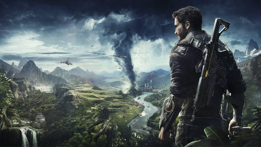 Just Cause 4 - Gamers Heroes