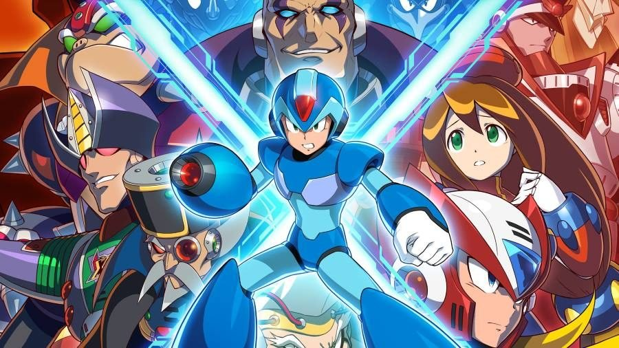 Mega Man X Legacy Collection - Gamers Heroes