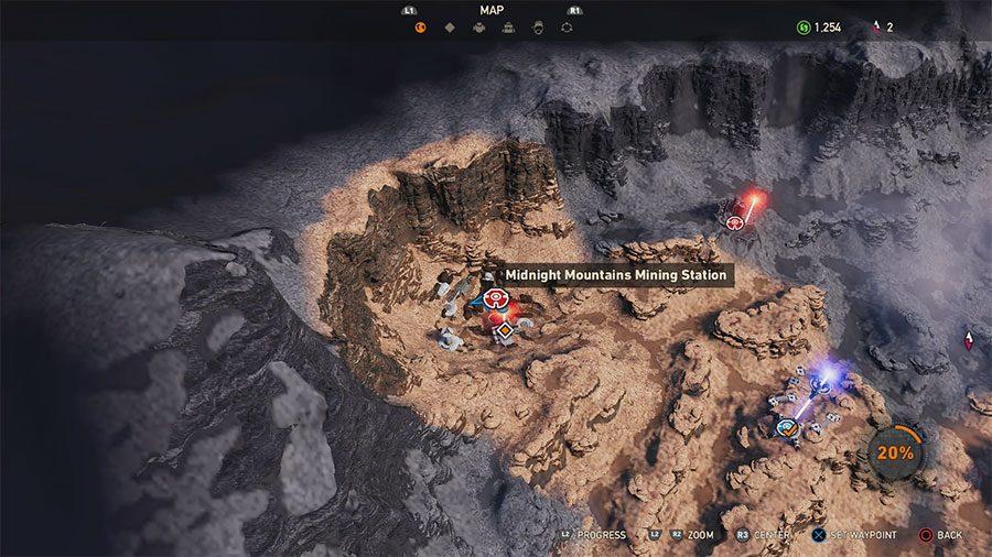 Midnight Mountains Mine