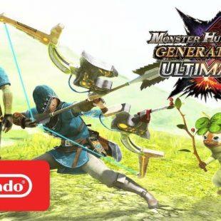 Monster Hunter Generations Ultimate Gets The Legend of Zelda Collaboration