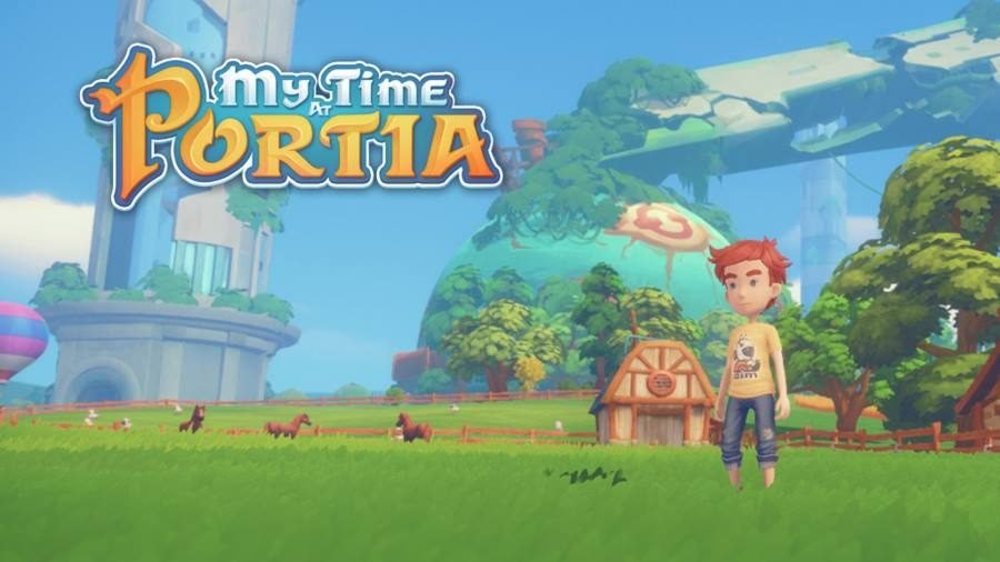 My Time at Portia - Gamers Heroes