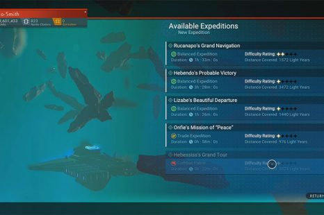 No Man's Sky Next Fleet Expedition Guide