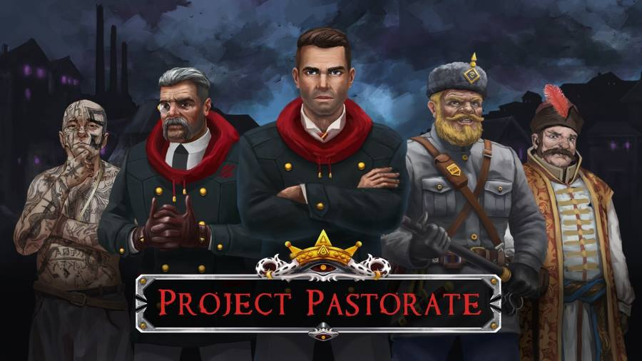 Project Pastorate - Gamers Heroes