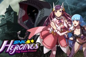 SNK Heroines: Tag Team Frenzy Gets Story Trailer