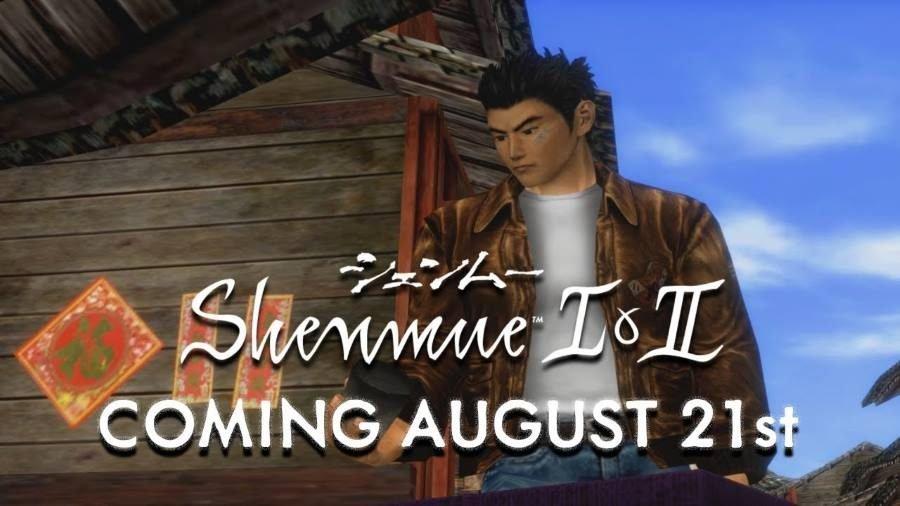 Shenmue I & II - Gamers Heroes