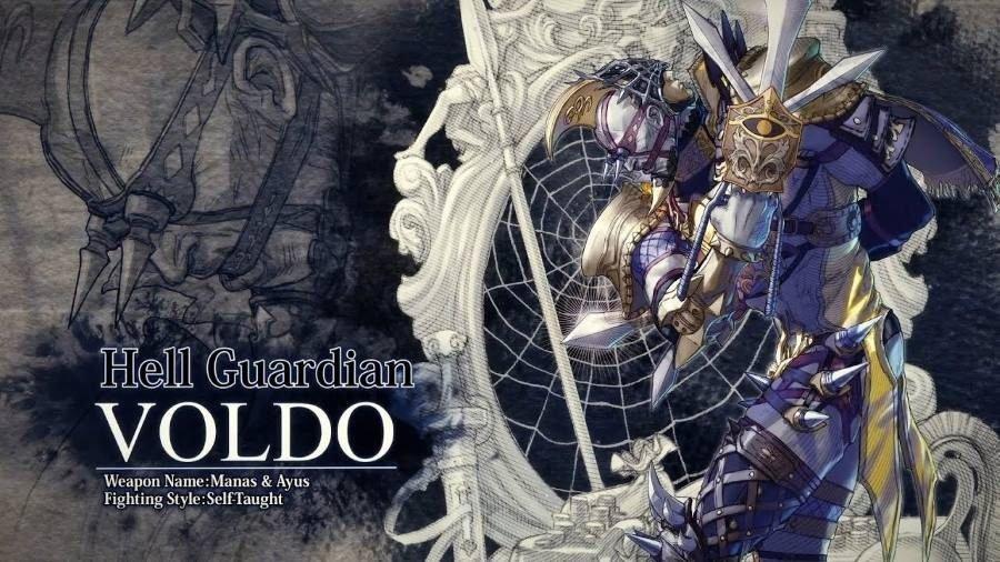Soul Calibur VI Voldo - Gamers Heroes