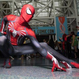 Cosplay Wednesday – Spider-Man