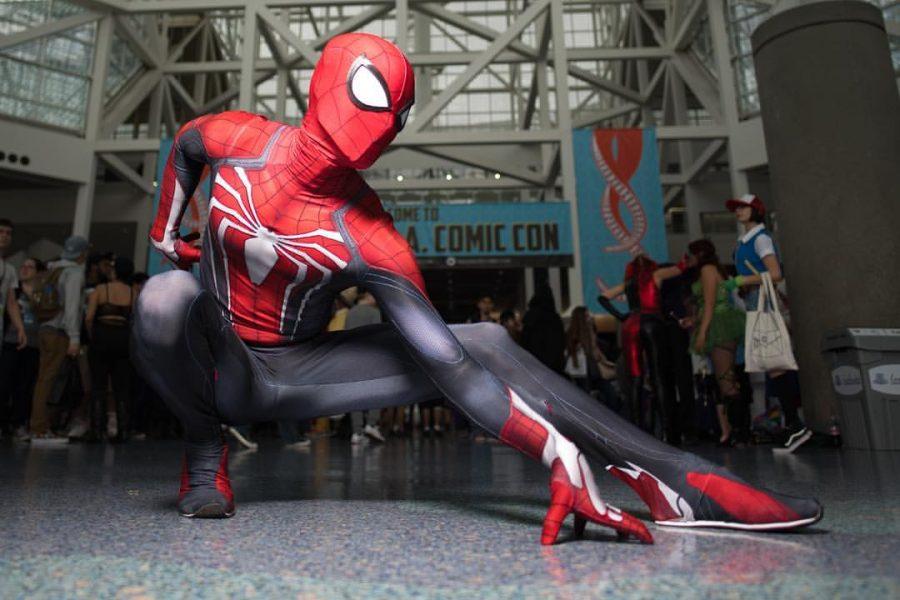 Spider-Man Cosplay - Gamers Heroes