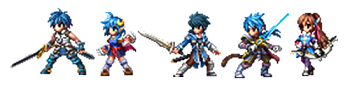 Star Ocean Final Fantasy Brave Exvius - Gamers Heroes