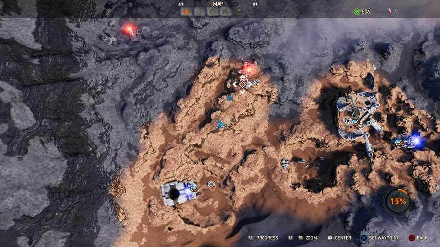 System Shocker Far Cry 5 Lost On Mars