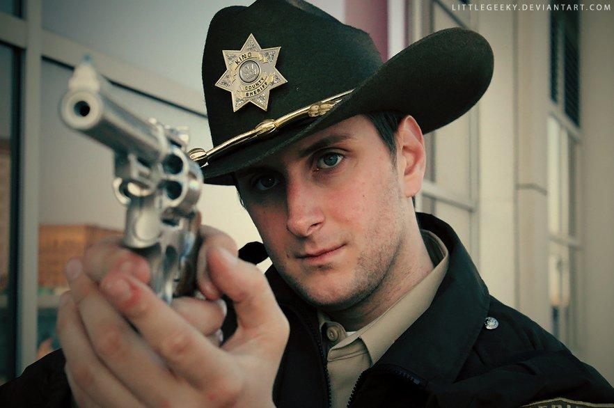 The Walking Dead Rick Grimes Cosplay - Gamers Heroes