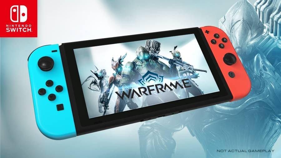 Warframe Nintendo Switch- Gamers Heroes