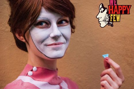 Cosplay Wednesday – We Happy Few