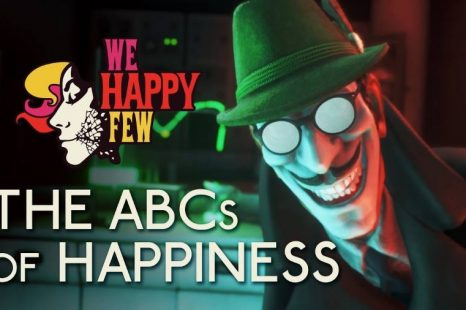 "We Happy Few Gets New ""ABCs of Happiness"" Trailer"