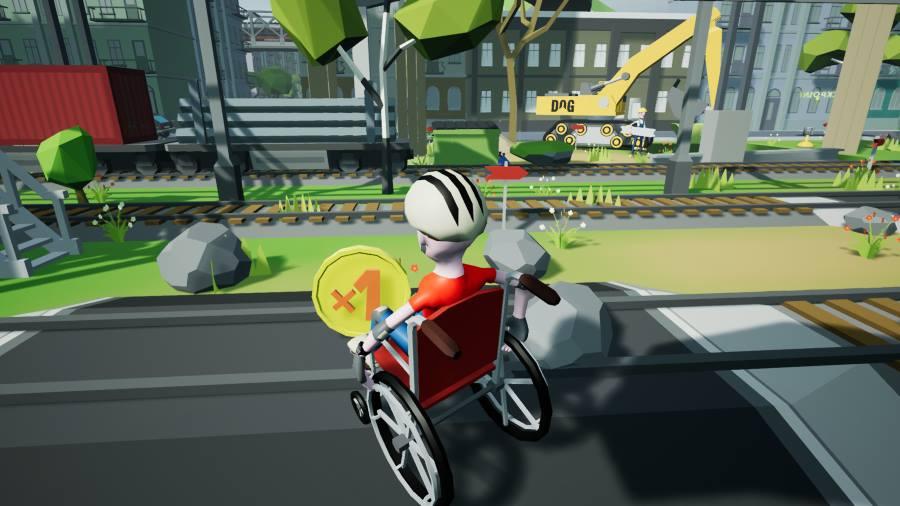 Wheelchair Simulator - Gamers Heroes