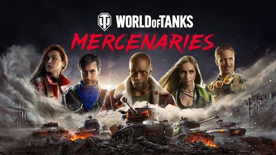 World of Tanks Mercenaries - Gamers Heroes