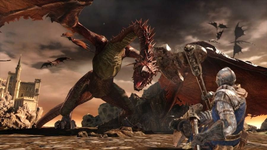 Dark Souls Trilogy - Gamers Heroes