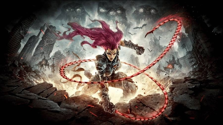 Darksiders III - Gamers Heroes