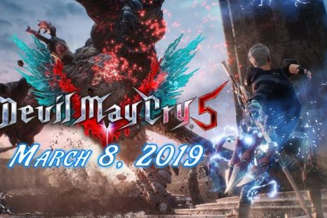 Devil May Cry 5 Launching March 8