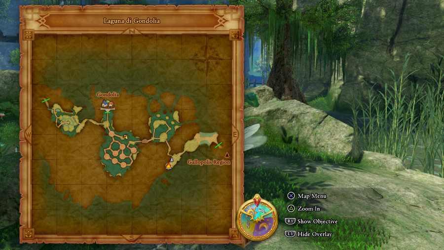 Dragon Quest XI Iron Armor Recipe