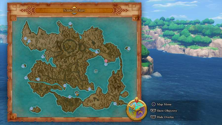 Dragon Quest Xi Ring Recipe
