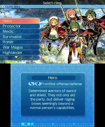 Etrian Odyssey Nexus - Gamers Heroes
