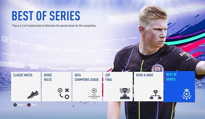 FIFA 19 - Gamers Heroes