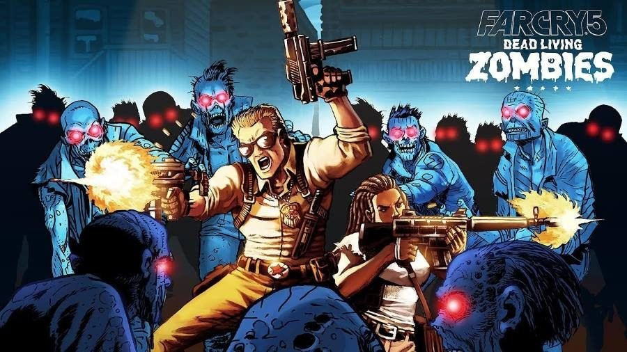 Far Cry 5 Dead Living Zombies - Gamers Heroes