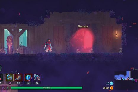 How To Break Floor Rune Tiles In Dead Cells