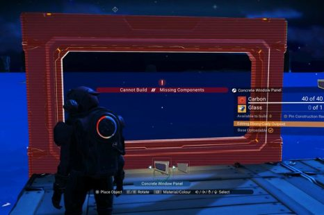 How To Get The Glass Blueprint In No Man's Sky Next