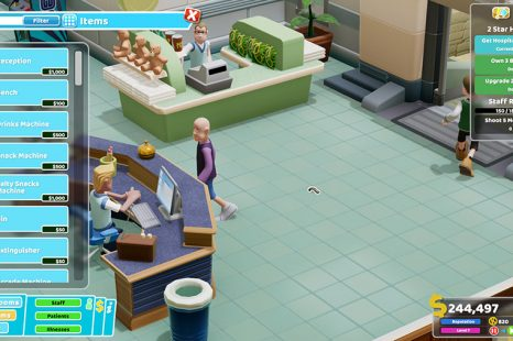 How To Shoot Monobeasts In Two Point Hospital