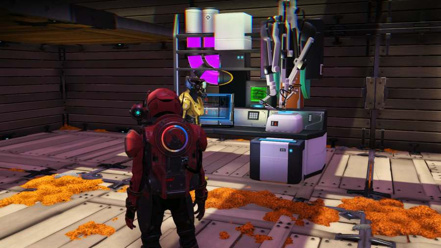 How To Unlock Specialists Terminals In No Man's Sky Next