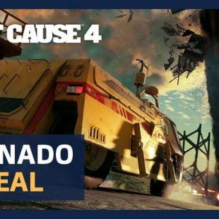 Just Cause 4 Gets Tornado Gameplay Trailer