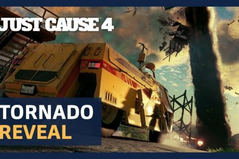 Just Cause 4 Gets Tornado Gameplay Trailer