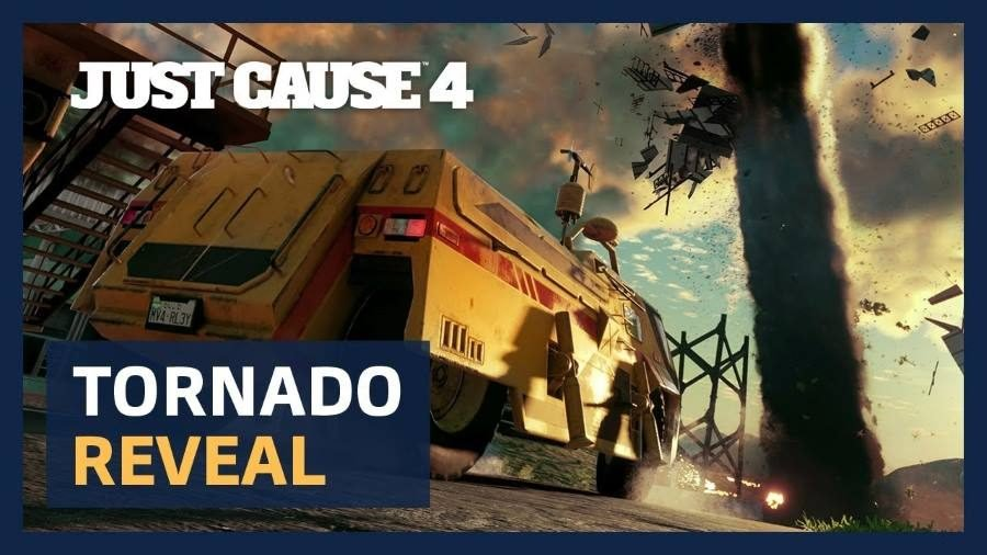 Just Cause 4 Tornado - Gamers Heroes