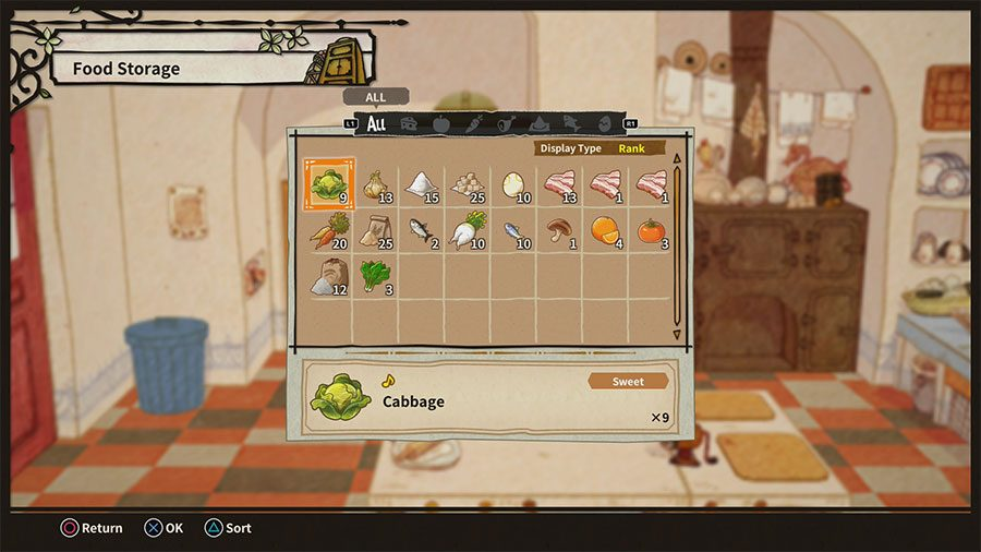 Little Dragons Cafe Ingredients Gathering Guide