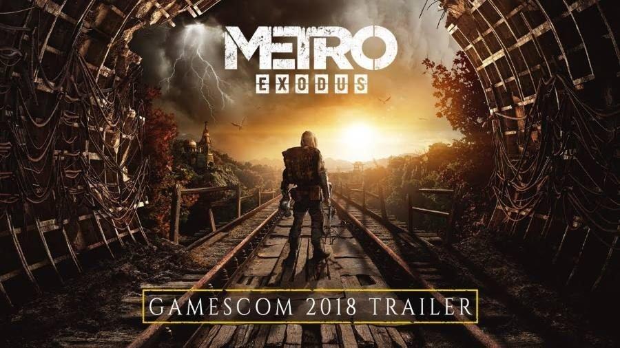 Metro Exodus Gamescom - Gamers Heroes