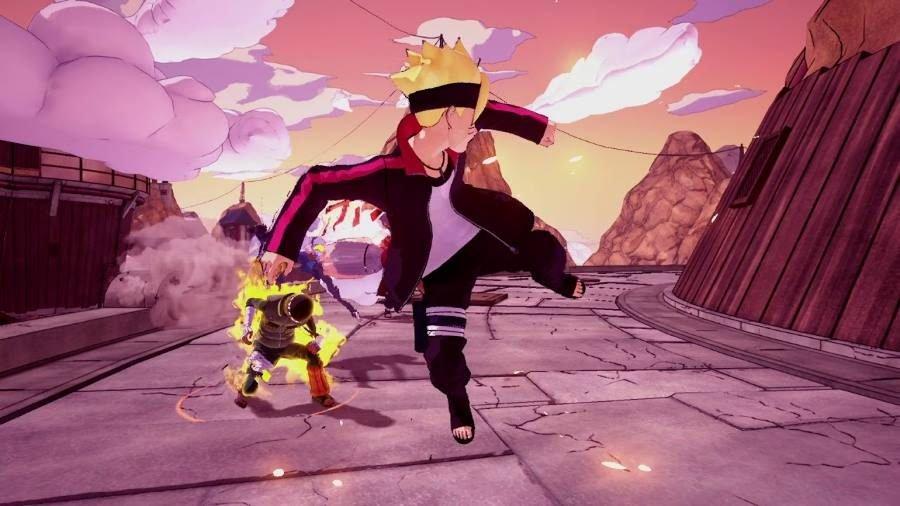 Naruto to Boruto - Gamers Heroes
