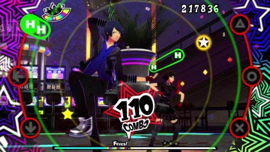 Persona 5 Dancing Star Night - Gamers Heroes