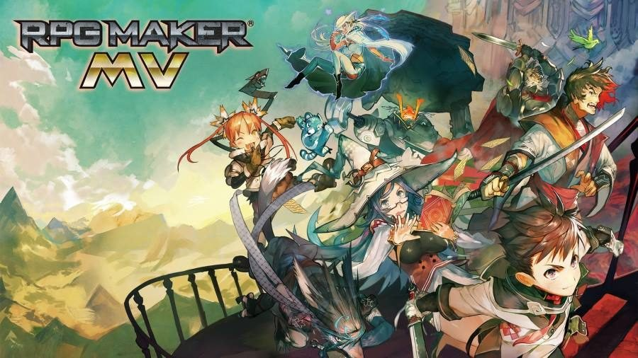 RPG Maker MV - Gamers Heroes