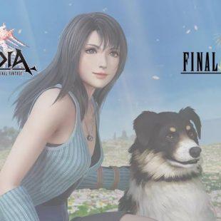 Final Fantasy VIII's Rinoa Heartilly Coming to Dissidia Final Fantasy NT