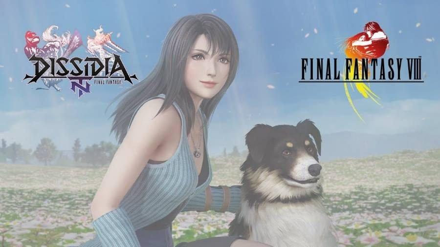 Rinoa Heartilly Dissidia Final Fantasy NT - Gamers Heroes