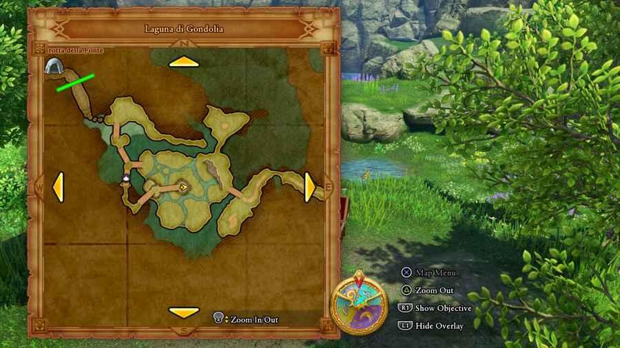 Dragon Quest XI Recipe Location Guide