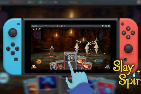 Slay the Spire Coming to Nintendo Switch