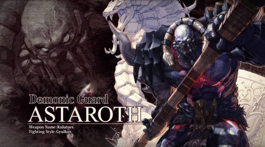 Soul Calibur VI Astaroth - Gamers Heroes