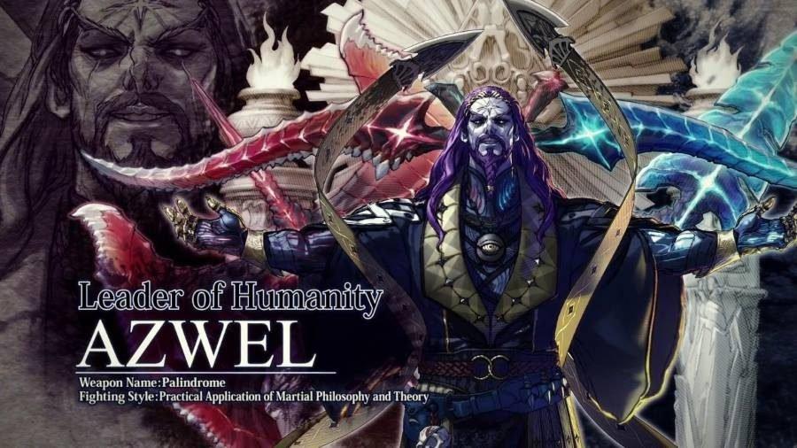 Soul Calibur VI Azwel - Gamers Heroes