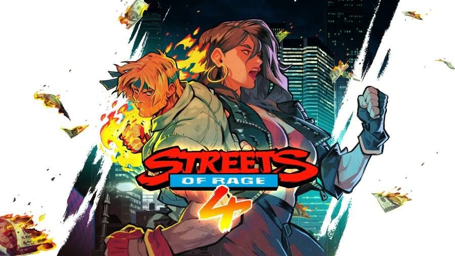 Streets of Rage 4 - Gamers Heroes