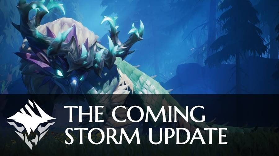 The Coming Storm Dauntless - Gamers Heroes
