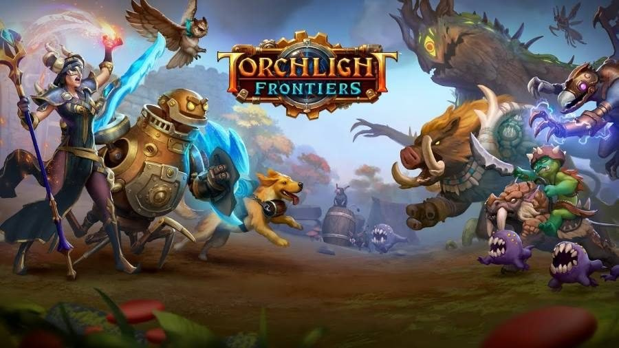 Torchlight Frontiers - Gamers Heroes