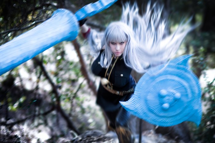 Valkyria Chronicles Selvaria Bles Cosplay - Gamers Heroes